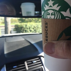 Photo taken at Starbucks by Russ on 9/11/2015