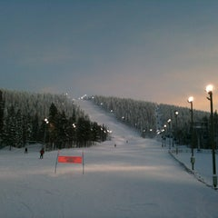Photo taken at Levi Ski Resort by Natalya N. on 1/4/2013