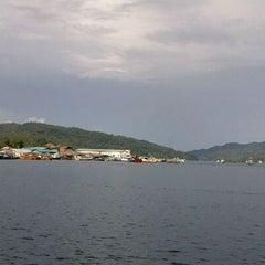 Photo taken at Kota Bitung by Ryano W. on 12/23/2012