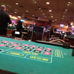 Photo taken at Fitzgerald's Casino and Hotel by Robert S. on 8/12/2013