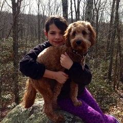 Photo taken at Oswegatchie Hills Nature Preserve by Frank G. on 3/17/2013