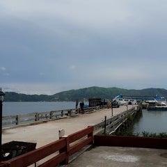 Photo taken at B.C Badin Resort : Ranong by thi t. on 6/1/2014