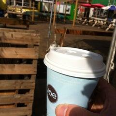 Photo taken at Dekalb Market by Dave P. on 9/30/2012