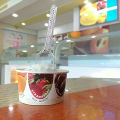 Photo taken at Natural Ice Cream by Abhishek A. on 8/7/2015