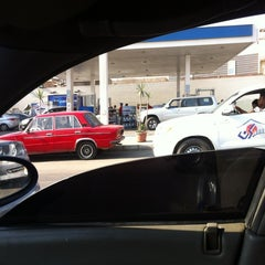 Photo taken at Mobil / On the Run by Mahmoud B. on 10/10/2012