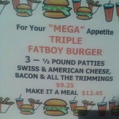 Photo taken at Scott's Burger Shack by Tony C. on 6/7/2013