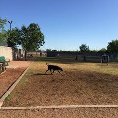 Photo taken at Bark Park by Arathena S. on 5/10/2015