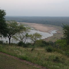 Photo taken at Olifants Rest Camp by Mac A. on 4/19/2013