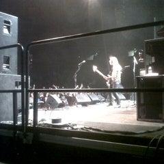 Photo taken at Casper Events Center by Nicolas M. on 10/13/2012