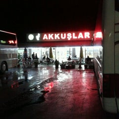 Photo taken at Akkuşlar Dinlenme Tesisleri by Yavuz S. on 10/25/2012