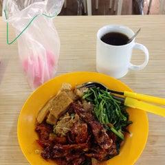 Photo taken at Fu San Man Food Summons by walter g. on 2/1/2015