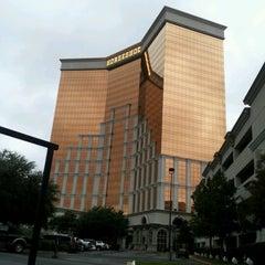 Photo taken at Horseshoe Casino & Hotel by Angi R. on 10/26/2012