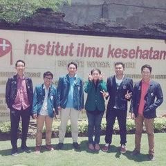 Photo taken at Institut Ilmu Kesehatan - IIK Bhakti Wiyata Kediri by Hendra S. on 9/22/2013