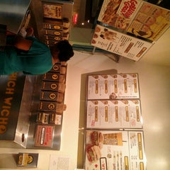 Photo taken at Which Wich? Superior Sandwiches by Phylisha C. on 10/16/2012