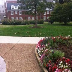 Photo taken at Belmont University by Madeline J. on 10/8/2012
