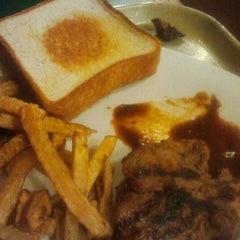 Photo taken at Best Steak House by Brianna B. on 2/14/2013