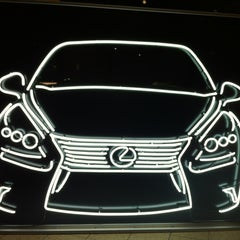 Photo taken at Meade Lexus of Southfield by Joann B. on 11/28/2012