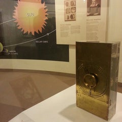 Photo taken at National Watch & Clock Museum by Leah M. on 11/23/2012