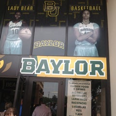 Photo taken at Ferrell Center by Dianne B. on 5/18/2013