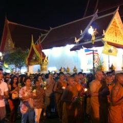 Photo taken at วัดเทพลีลา พระอารามหลวง (Wat Thep Leela) by เจ้าชาย ร. on 7/22/2013