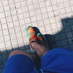 Photo taken at Avenida Cupecê by Henrique M. on 6/7/2015