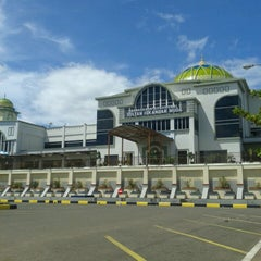 Photo taken at Sultan Iskandar Muda International Airport (BTJ) by Dede S. on 6/3/2013