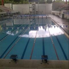 Photo taken at Pusat Akuatik Darul Ehsan (Aquatic Centre) by NJ on 12/21/2012