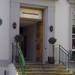 Photo taken at Abbey Road Studios by Martya L. on 9/15/2012
