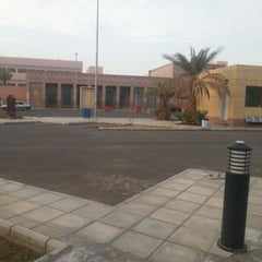 Photo taken at Taibah University | جامعة طيبة by Doctoralis Minor on 2/11/2013