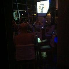 Photo taken at Pool Terrace Café & Bar by Denis L. on 1/5/2013