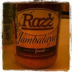 Photo taken at Raz'z by Jason B. on 11/18/2012