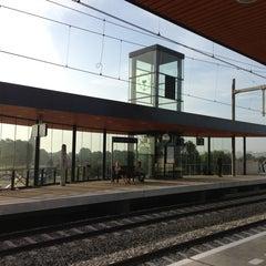 Photo taken at Station Nijmegen Lent by Gijs K. on 7/25/2013