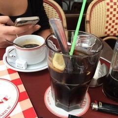 Photo taken at La Tartine by Elena B. on 6/18/2015