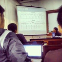 Photo taken at Fakultas Ekonomika dan Bisnis by Dito D. on 4/25/2013