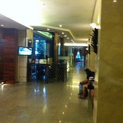 Photo taken at Sunbeam Pattaya Spa & Wellness Hotel by Дима К. on 1/26/2013