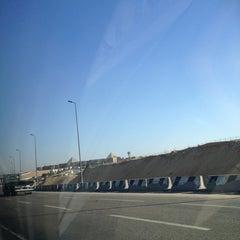 Photo taken at Ring Road | الطريق الدائري by Mohamed N. on 1/19/2013
