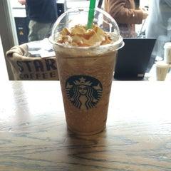 Photo taken at Starbucks by Bobur K. on 4/29/2014