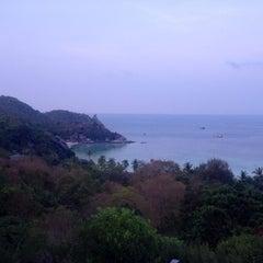 Photo taken at Chintakiri Resort by RUI F. on 3/20/2014