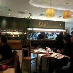 Photo taken at EXKi by Lucas M. on 11/2/2012
