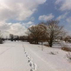 Photo taken at Lake Ontario State Parkway Multi-Use Trail by Jenna K. on 2/17/2013