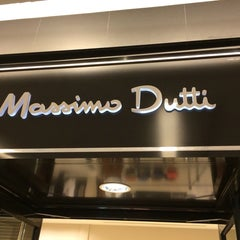 Photo taken at Massimo Dutti by Poya on 7/13/2014