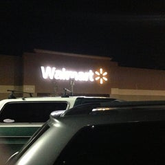Photo taken at Walmart Supercenter by Bernard H. on 11/27/2012