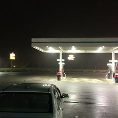 Photo taken at Wilco Travel Plaza by Bernard H. on 1/12/2013