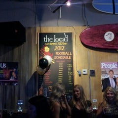 Photo taken at The Local Eatery and Drinking Hole by Brad K. on 9/16/2012