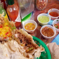 Photo taken at Taqueria Los Coyotes by Brad K. on 6/5/2013