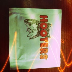 Photo taken at Hooters by Rajan S. on 1/4/2013