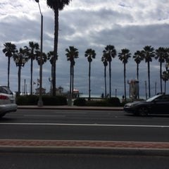 Photo taken at City of Huntington Beach by Curt E. on 2/22/2015