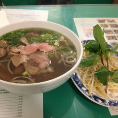 Photo taken at Pho Cali by Katie H. on 11/7/2012