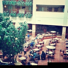 Photo taken at Embassy Suites Hot Springs - Hotel & Spa by Mohammed OMAR B. on 8/31/2014