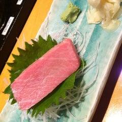 Photo taken at Kazu by Chris L. on 10/14/2012